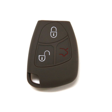 Benz cover plastic car key