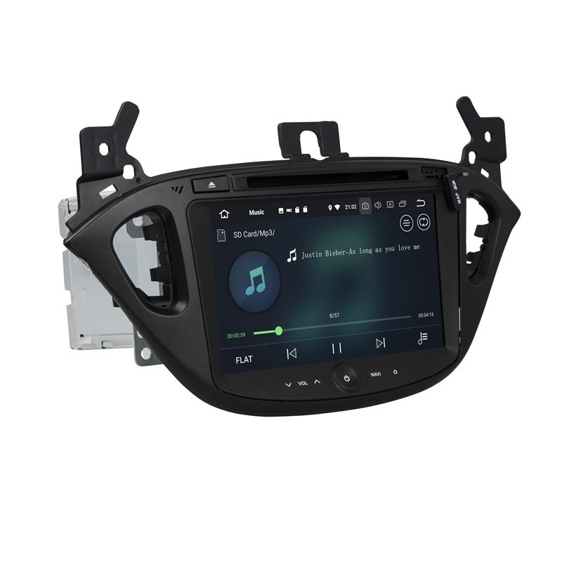 Opel Corsa android audio systems with navigation (3)
