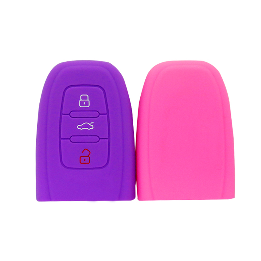 Audi 3 Buttons Key Cover