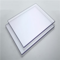 Regular 3mm transparent sheet solid polycarbonate sheet