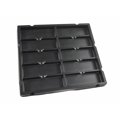 CSP chip scale packaging blister tray for electronic