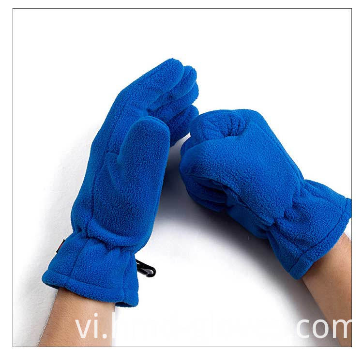 Fleece Gloves 15