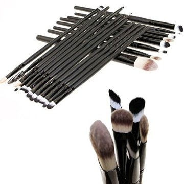 Makeup Brushes For Face & Eyeshadow