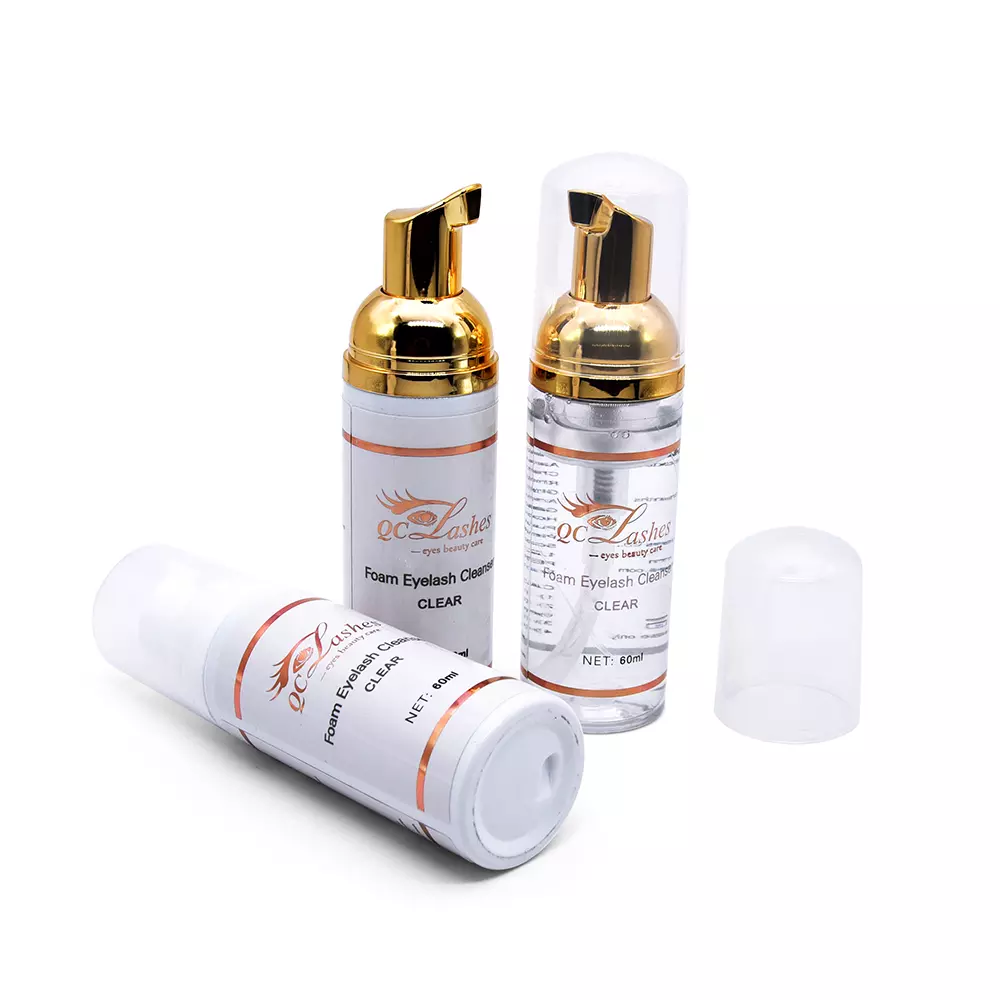 cosmetic packaging foam pump bottle (5)