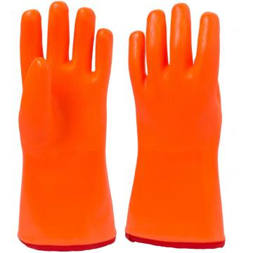 PVC Coated Gloves with 14""