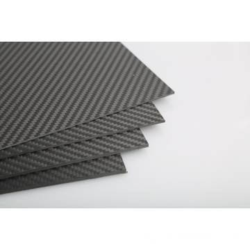 1000X1500X6.0mm 3K full carbon fiber sheet