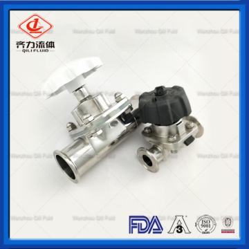Food grade stainless steel 316L Diaphragm Valve