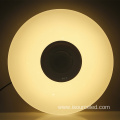led ceiling lights warm white with bluetooth speaker