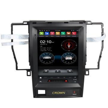 Crown 2005 tesla Android Bluetooth stereo auto