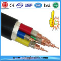 Copper XLPE Insulated  Screened Flexible Control Cable