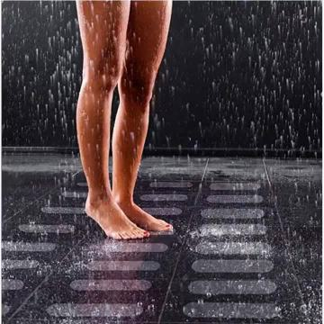 Free Samples Waterproof Shower Bath Tub Grip Stickers