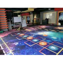 Sound Insulation Rubber Flooring for Fitness Room