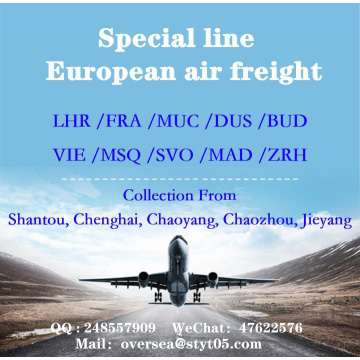 Special Line European Air Freight