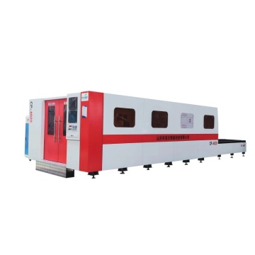 carbon steel laser cutting machine