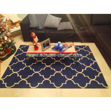 Hand Tufted Carpet for Home Decoration
