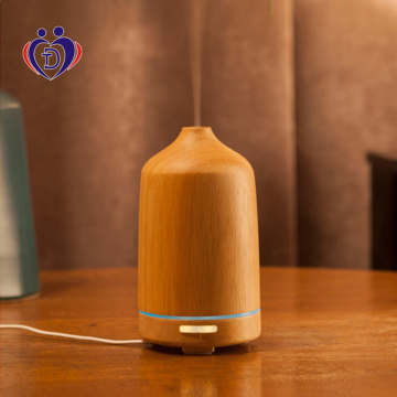 Home Electric Air Freshener Aroma Diffuser Wooden
