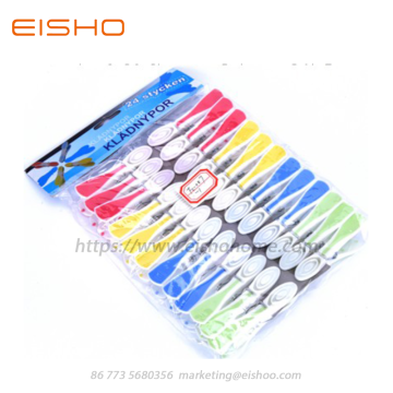 EISHO Plastic Clothes Pegs FC-1147-1