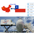 DDU/DDP to  Chile from CHN