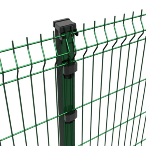 Wholesaler 3d fence weld wire mesh fence