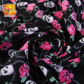 Hot selling customized cotton sateen fabric 100%cotton