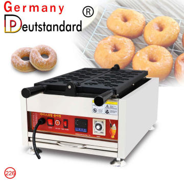 digital display 16 hole mini donut maker