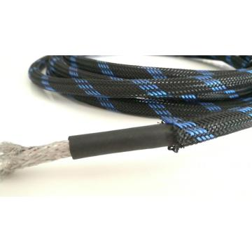 Expandable Braided PET Color Cable Sleeve