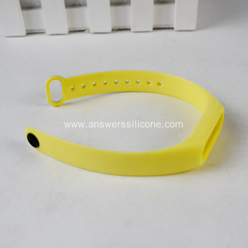Silicone Waterproof Watch Wristband LSR Injection Molding