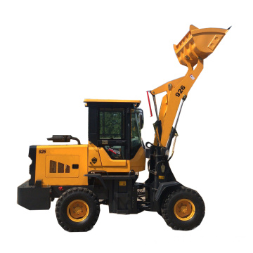 Hot Sale Small Wheel Loader Price
