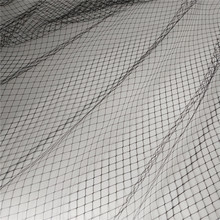 Bridal veil mesh fabric Russian Netting