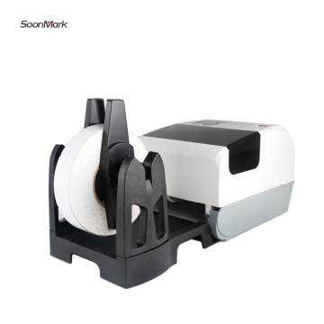 4inch thermal transfer direct thermal label printer