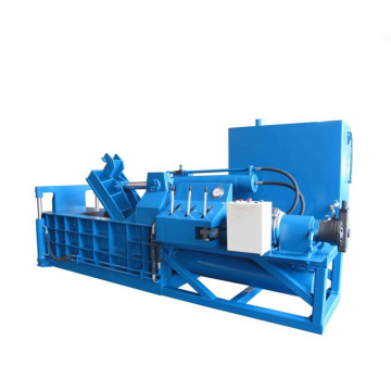 PET bottles hydraulic baling press machine