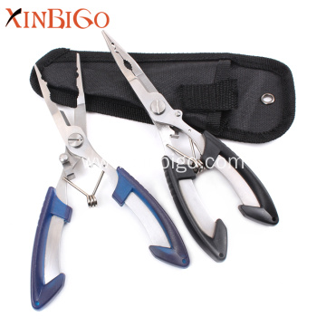 Stainless Steel Needle Nose Fishing Pliers