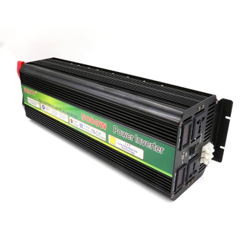5000W 12VDC to 220VAC Modified Sine Wave Inverter