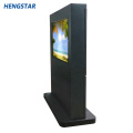 "65"" Capacitive Touch Screen Windows System Digital Signage"