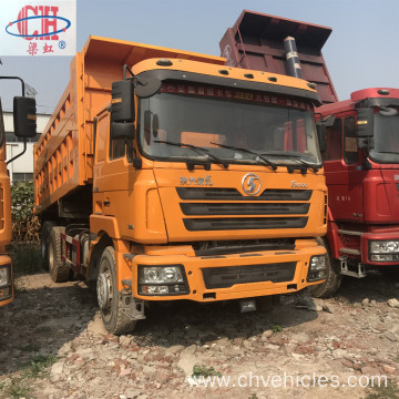 Low Price Shaanxi F2000 375HP Dump Truck