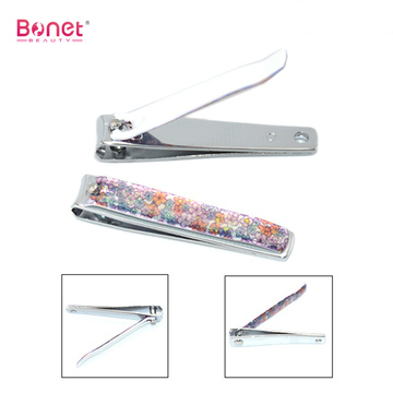 Glitter Pattern Handle Nail Cutter