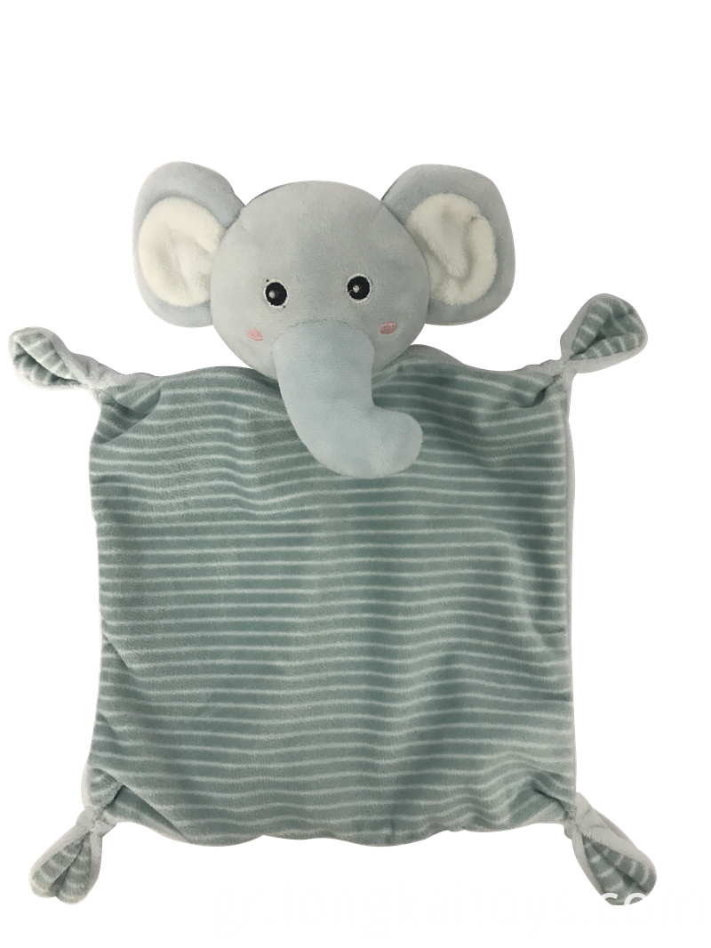 Elephant Towel For Baby