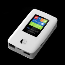 1 LAN Ports 3G 4G LTE Pocket Wifi Router Portable Hotspot With Ethernet Port Power Bank