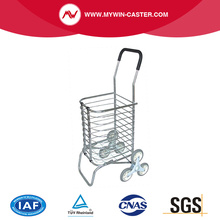 6 Wheels Folding Shopping Cart