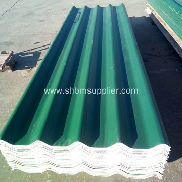 Heat Resistant UV Blocking MgO Roof Sheets