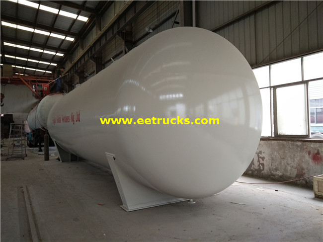 25000 Gallon ASME LPG Bulk Tanks