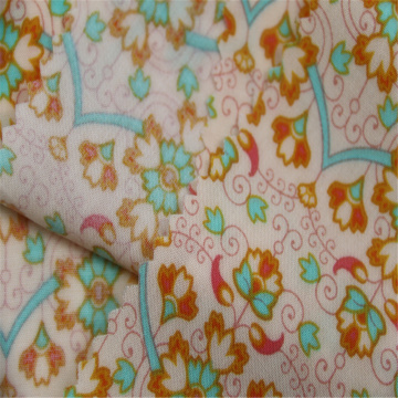 Shirt Dress Fabric With Rayon Plain Print