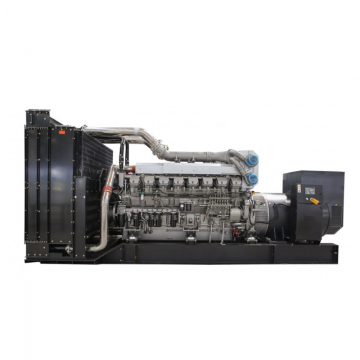 2500kVA Diesel Generator Powered by Mitsubishi
