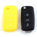 Top Quality Silicone Car Key Case For Vw