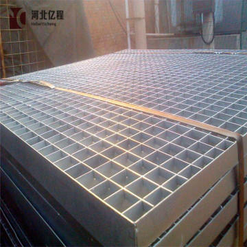 Galvanized walkway steel cover mesh steel grating