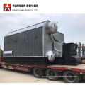 Auto Fuel Feeding System Coal Steam Boiler