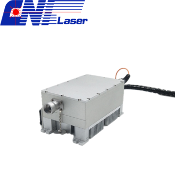 High Repitition Rate Laser For Lidar and Ranging