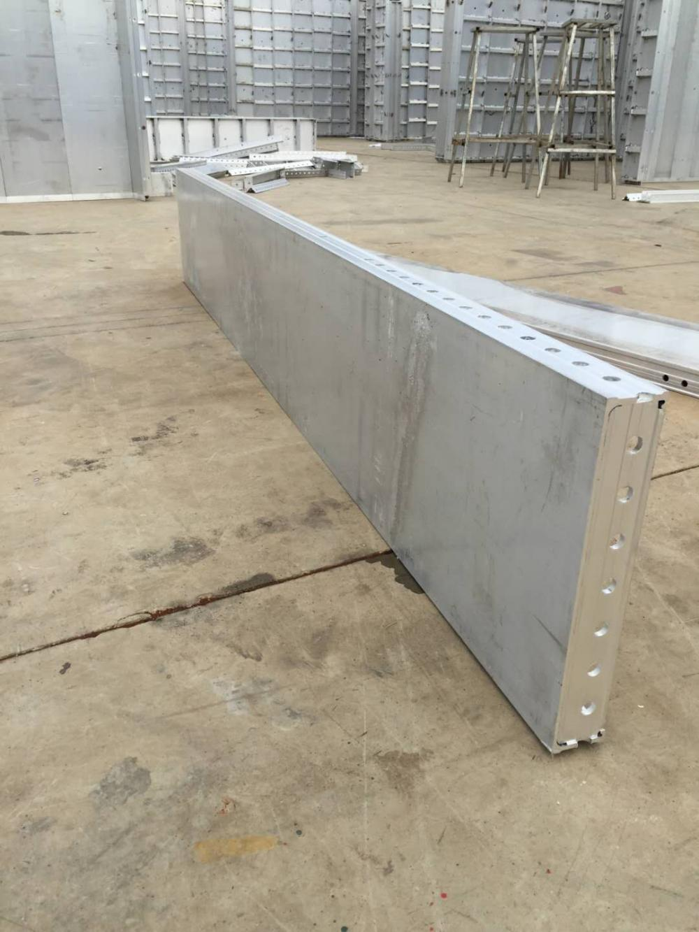 Construction concrete Aluminum Formwork panel for sale