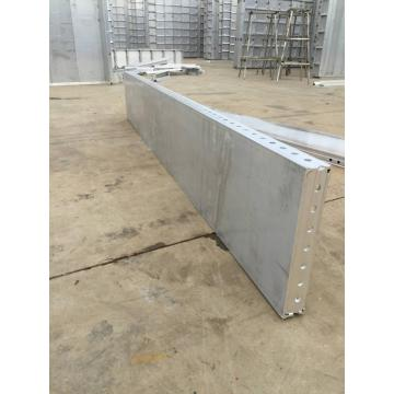 advantages of aluminum formwork