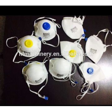 Automatic Ultrasonic  N95 Non- woven Mask Machine